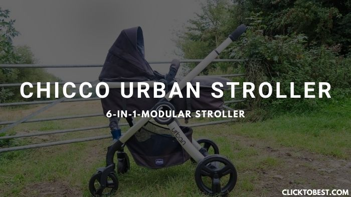 Chicco Urban Stroller Review [2020] – 6-in-1-Modular Stroller