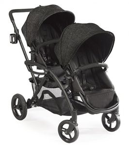 3. Contours Options Elite Tandem Stroller