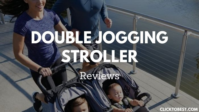 Double Jogging Stroller Reviews [2020]