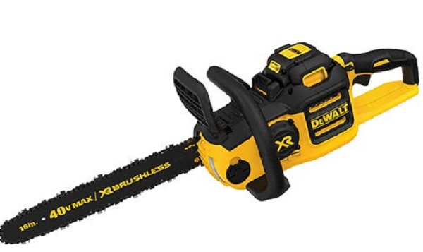 Dewalt battery operated chainsaw