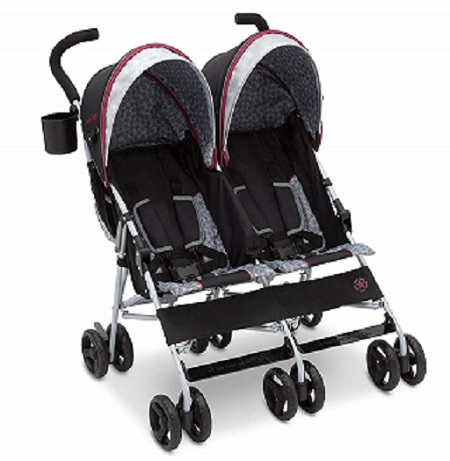 Inexpensive double stroller