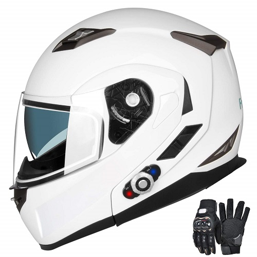 Bluetooth motorcycle helment