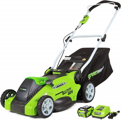 best lawn mower 2019